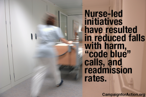 You Can't Improve Safety and Quality Without Nurses