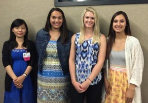 Participants in the Arkansas Action Coalition's mentoring program