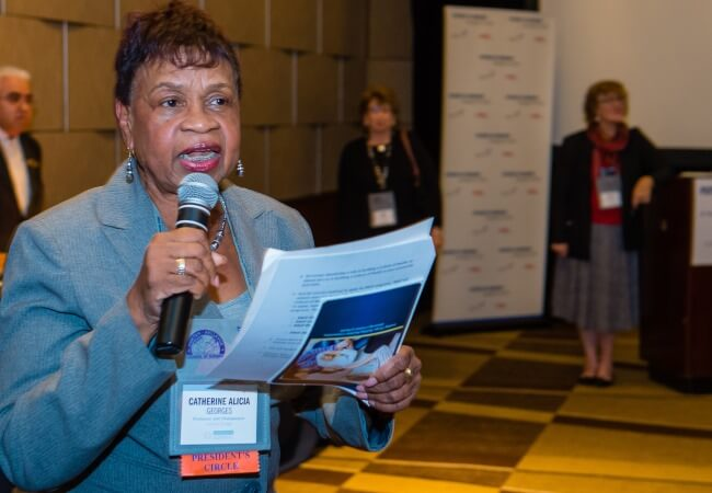 EdD, RN, FAAN…and Now President-Elect of AARP's Board