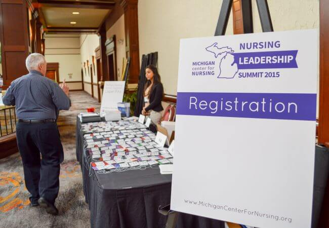 Registration Open for the 2016 Michigan Nursing Summit