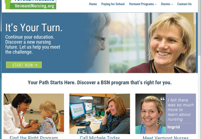 Check Out Our New Vermont Nurse Stories Videos!
