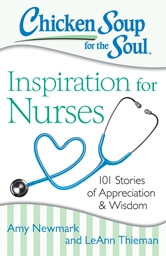 Chicken Soup for the Nurses Soul cover - Strong Mind, Body, and Spirit