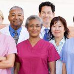 Federal Data on Nurses - group of nurses