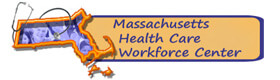 logo Massachusetts health care workforce center