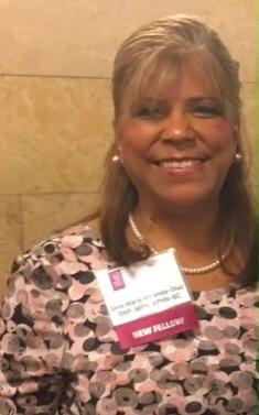 2015 Culture of Health Breakthrough Leader Gina Miranda Diaz is a New York Academy of Medicine Fellow