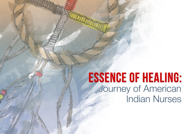 Poster of the film: Essence of Healing: Journey of American Indian Nurses