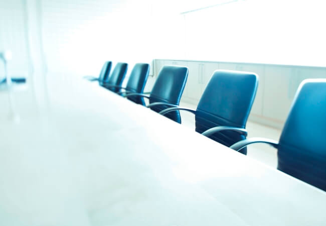 Nurses Improve Boards. BoardRoom Press Highlights Why - Photo of Boardroom