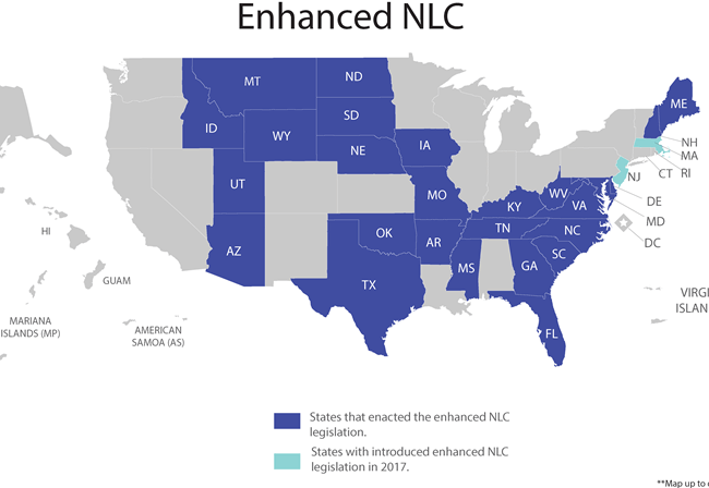 One State Has Made It Real: N.C. Brings Enhanced Nurse Licensure Home