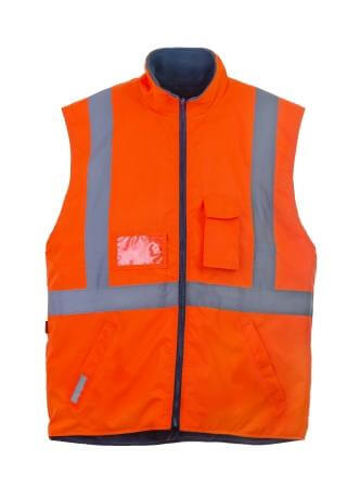 Life-Saving Innovation Can Be as Simple as an Orange Vest