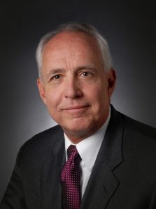 Darrell Kirch, new co-chair of the Campaign's Strategic Advisory Committee
