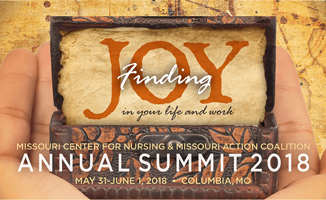 8th Annual Summit to Address Finding Joy in Home and Work