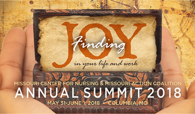 Finding Joy 2018 Summit - May 31-June 1