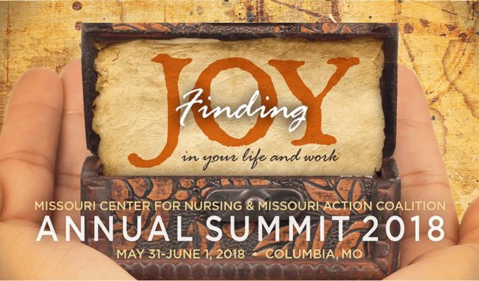Finding Joy 2018 Summit - May 31-June 1
