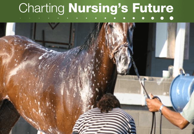 Nurses Support the Health of Horse Racing's Invisible Workers