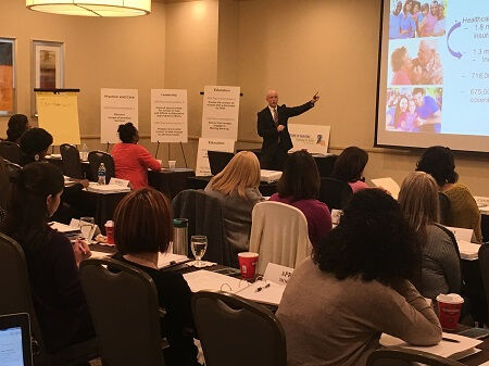 LAC Nurse Leader Institute advancing Campaign goals