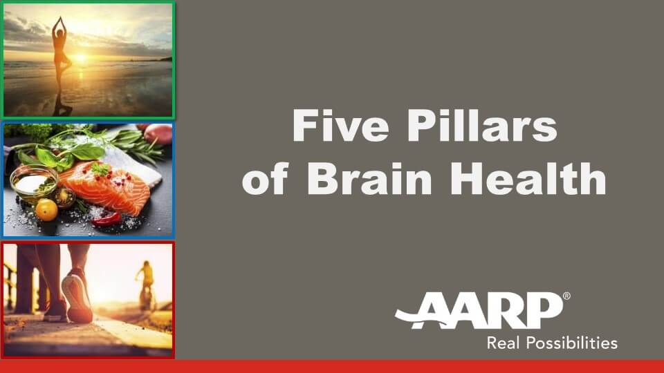 Five Pillars of Brain Health