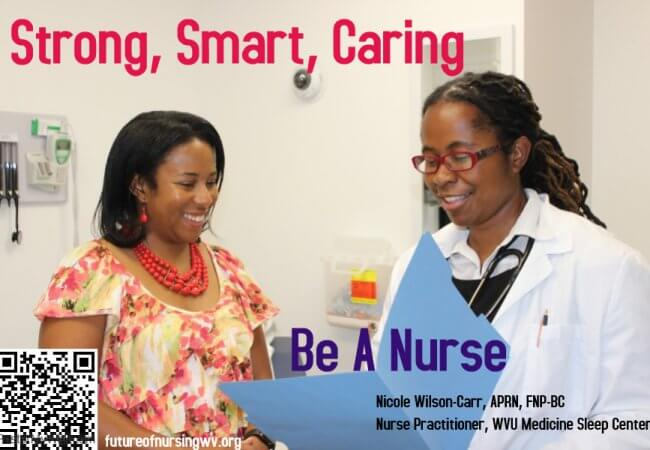 Faces of WV Nursing