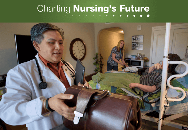 Red Tape Delays Nurse Practitioner-Ordered Home Care