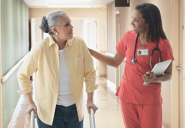 Nurses a Big Part of AARP? Yes, Because Nurses Are a Big Part of Health