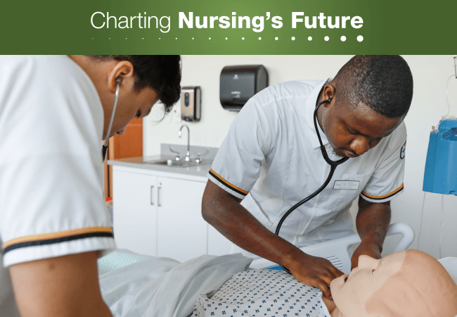 Collaboration Key to Achieving Nursing Workforce Diversity