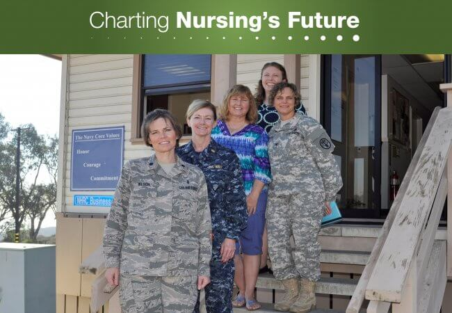 Nurse Scientist Highlights Needs of Female Service Members