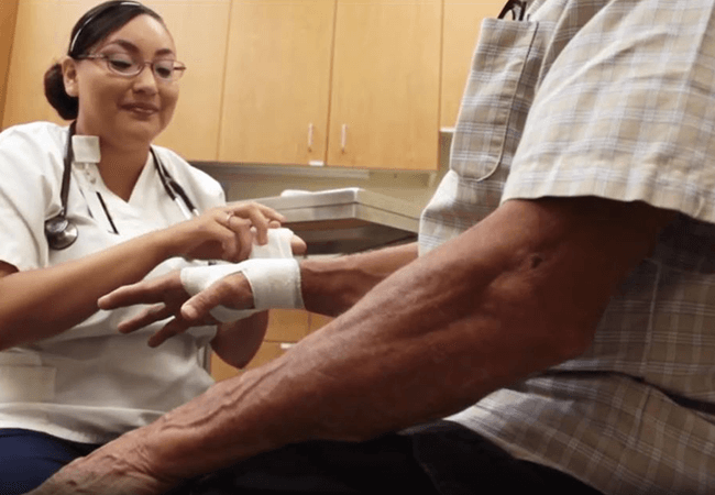New Video Encourages Native Americans To Go Into Nursing