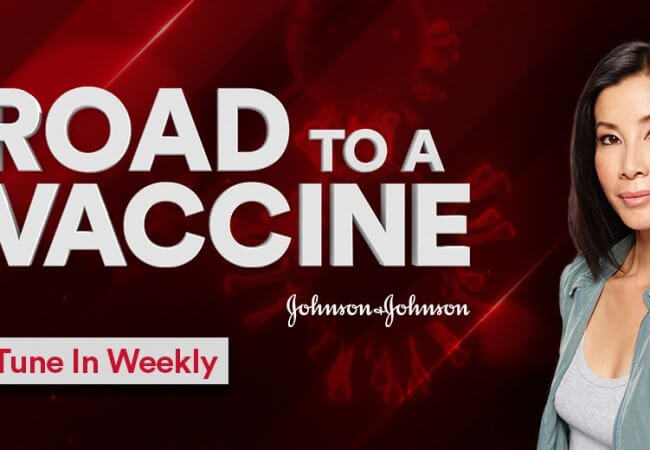 "Johnson & Johnson Nursing ""The Road to a Vaccine"": A Live Series with Health Experts Navigating COVID-19"