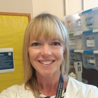 headshot of Cathy Grano, MSN, RN, CSN-NJ, assembled a school-based contact-tracing team in her building