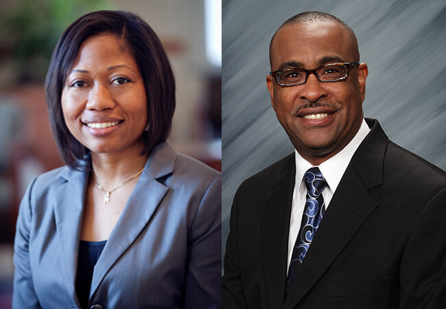 Co-chairs Bring Complementary Strengths to Equity Initiative