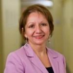 Strategic Advisory Committee member Antonia Villarruel